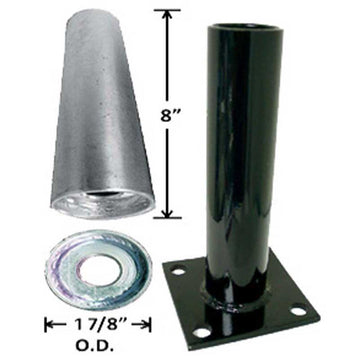 8 Inch Quarter Fender Mounting Post in 2 Options