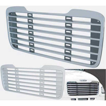 Freightliner Business Class M2 Grille in Silver or Chrome Finish