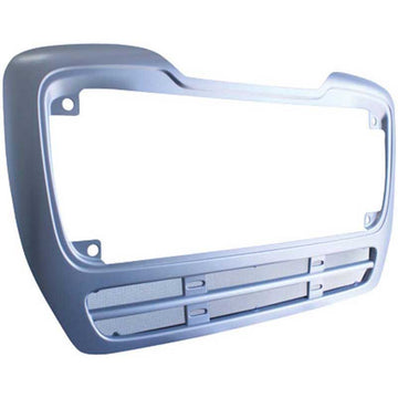 Freightliner M2 Silver Grill Surround With Bug Screen