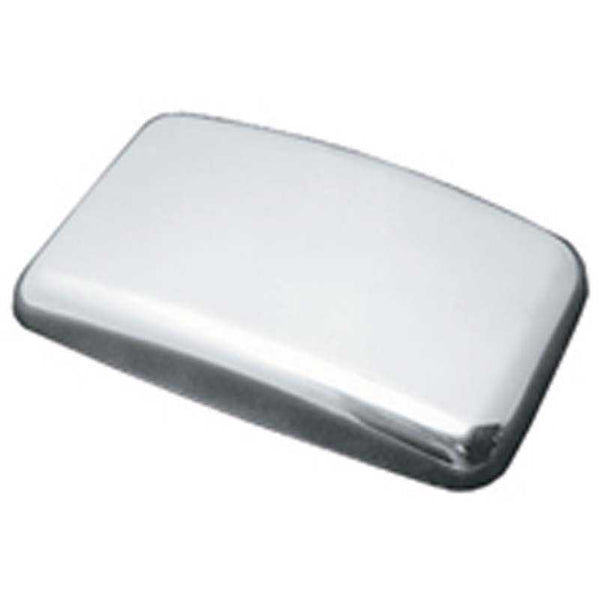 4 5/8 x 7 3/8 Inch Rectangular Stainless Steel Horn Cover