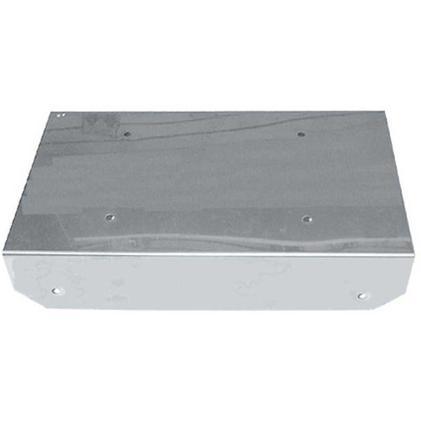 Stainless Steel License Plate Holder