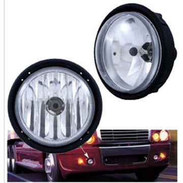 Freightliner Columbia Fog Light