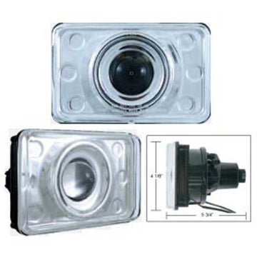 165mm Crystal Projection Headlight Low Beam Only