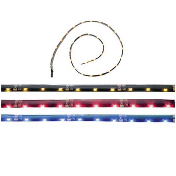 30 LED 19 1/2 Inch Auxiliary/Utility Flex Strip Light