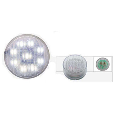 9 LED 2 Inch Auxiliary/Utility Light