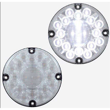 20 LED 7 Inch Round Back-Up Light