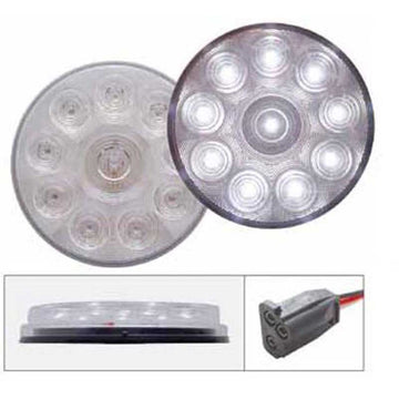 10 LED 4 Inch Backup/Utility Light