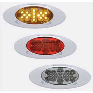 "16 LED ""Phantom I"" Reflector Clearance Marker"