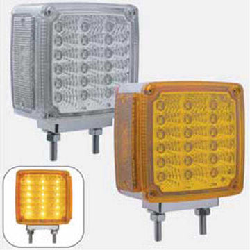 39 LED Reflector Double Face Double Stud Turn Signal