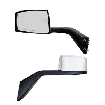 2004-14 Volvo VNL Chrome Hood Mirror
