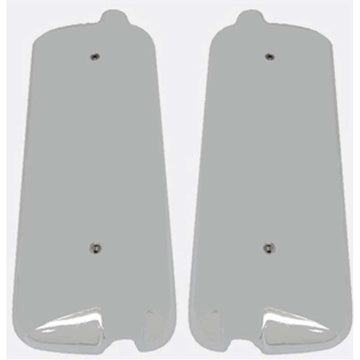 Chrome Freightliner Mirror Cover For 2005 And Older