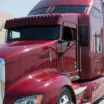 Kenworth Black Mirror Cover For 1990 And Newer