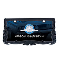 Flame License Frame