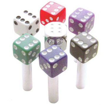 High Impact Plastic Dice Door Lock