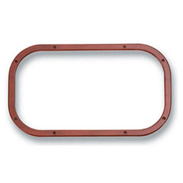 Freightliner Wood View Window Trim