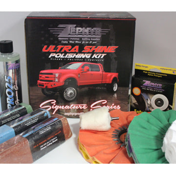 Ultra Shine Signature Series Polishing Kit