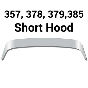 Peterbilt 357, 378, 385, 379 Short Hood Bug Shield
