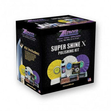Zephyr Super Shine Kit