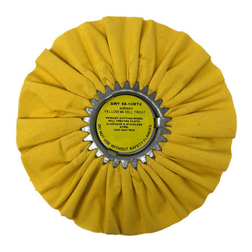 Mill Treated Yellow Airway Buffs
