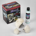 Zephyr 4 Piece Wheel Polishing Kit