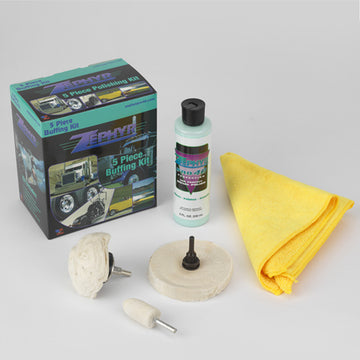 Zephyr 5 Piece Buffing Kit