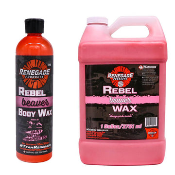 Rebel Beaver Wax