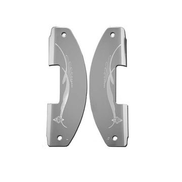 Stainless Steel Inner Door Latch Plate