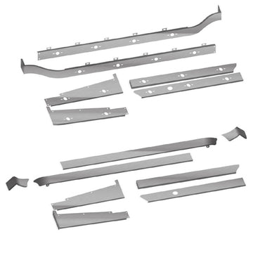 Freightliner Columbia 70 Inch Sleeper And 26 Inch Extension Kits