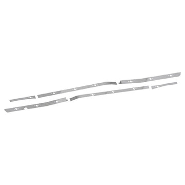 Freightliner Cascadia 60 Inch Sleeper And Extension Kit With 14 Slotted Holes