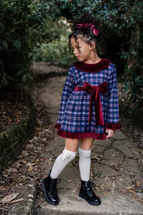 'Natale' Girls Bella Bambini Christmas Exclusive PREORDER