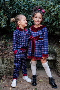 'Natale' Girls Bella Bambini Christmas Exclusive
