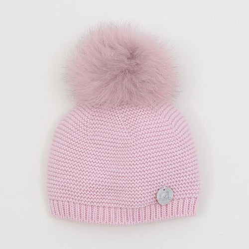 Pangasa Beanie Hat REAL FUR (11 colours)