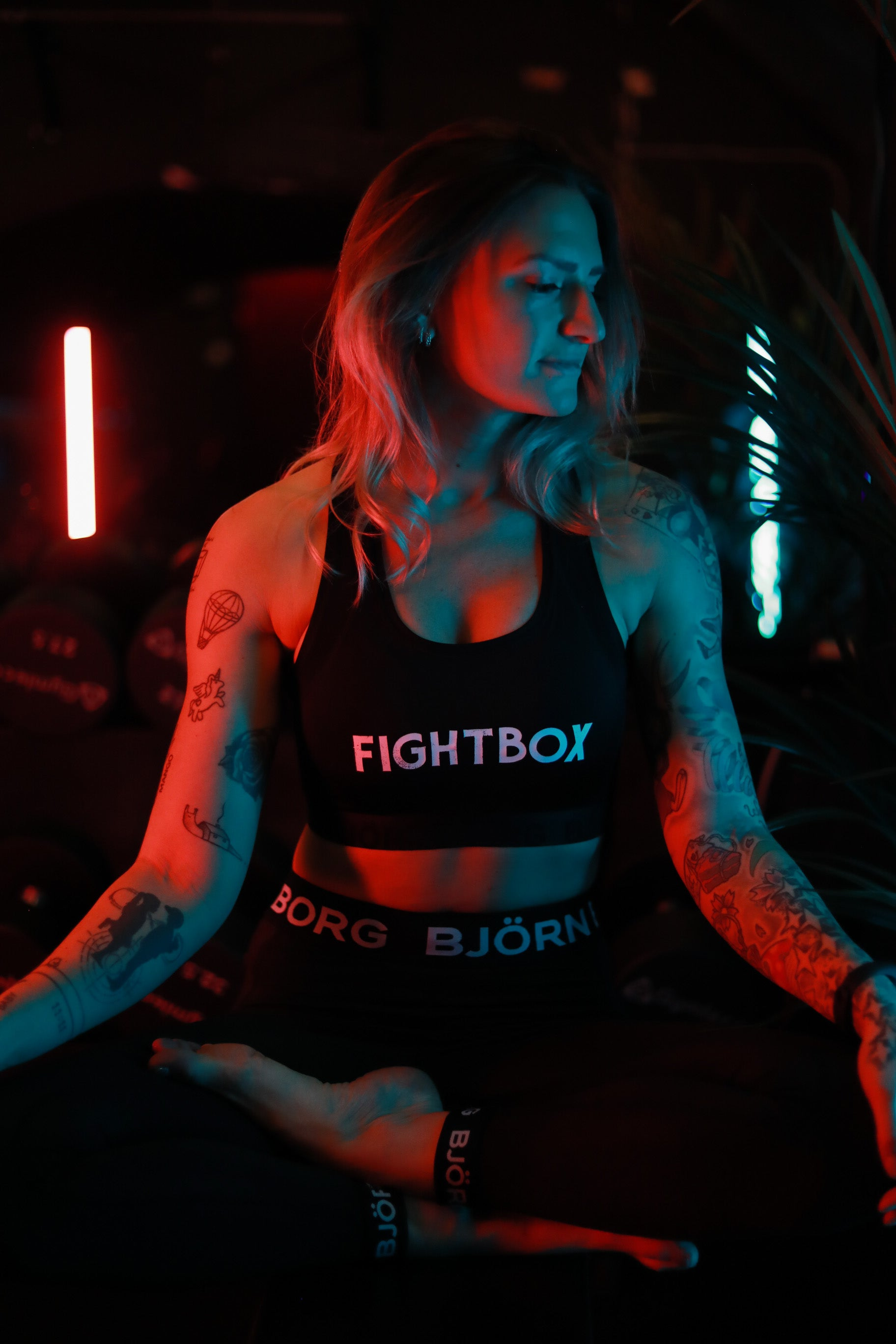 Fightbox Solid Top