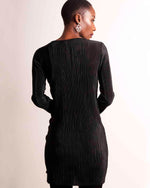 Boxy Tunic Top - Black