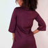 Cuba Tunic Dress - Wine