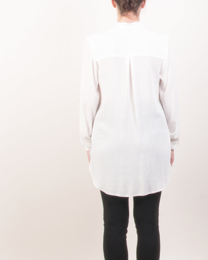 Lulu Blouse - Milk