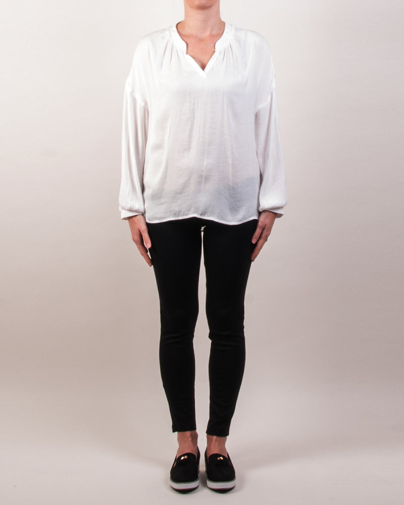 Maeve Top - Ivory