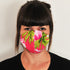 Contour Fabric Face Mask - Tropical
