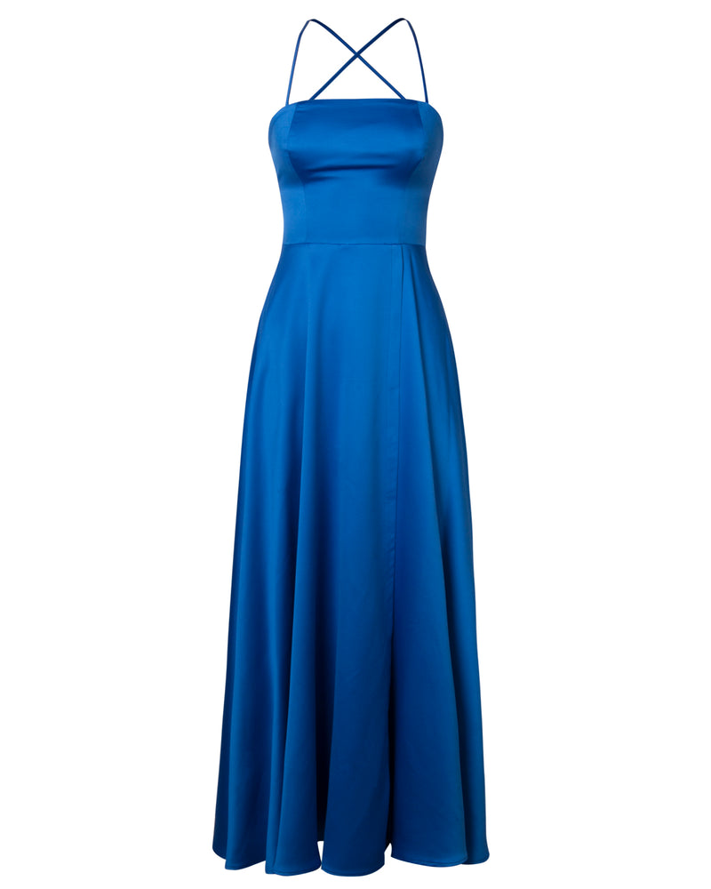 Mone Dress - Electric Blue