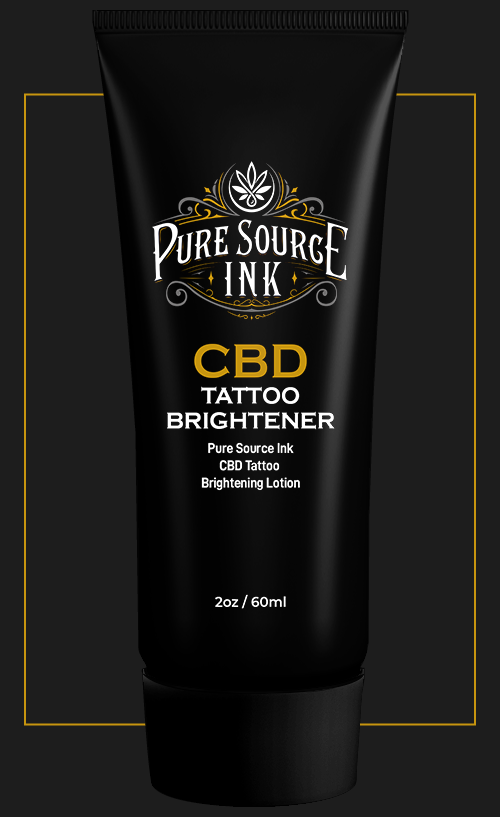 CBD Tattoo <span>Brightener</span>