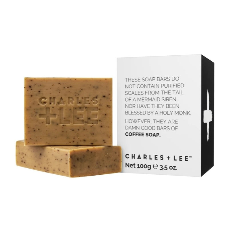 Coffee Soap Bar Duo - That Box Co