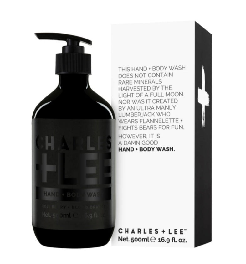 Hand & Body Wash - 500ml - That Box Co