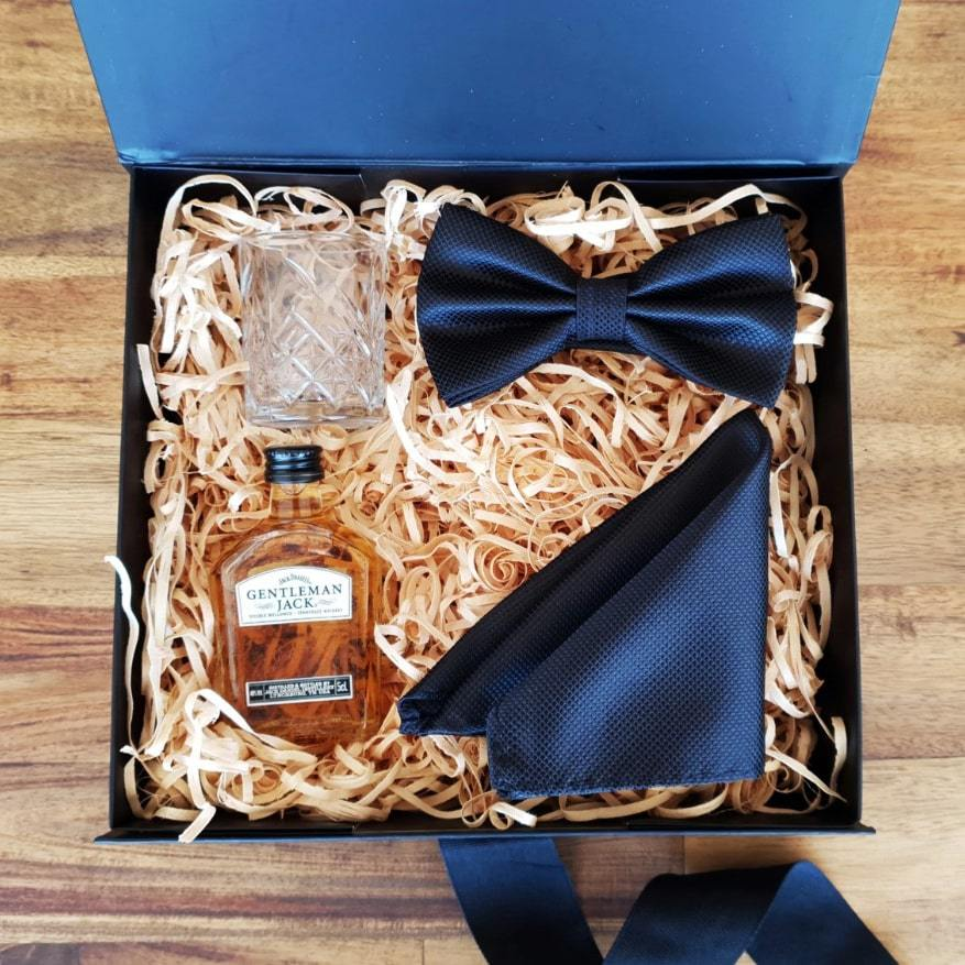 A Black Tie Affair Gift Box - That Box Co