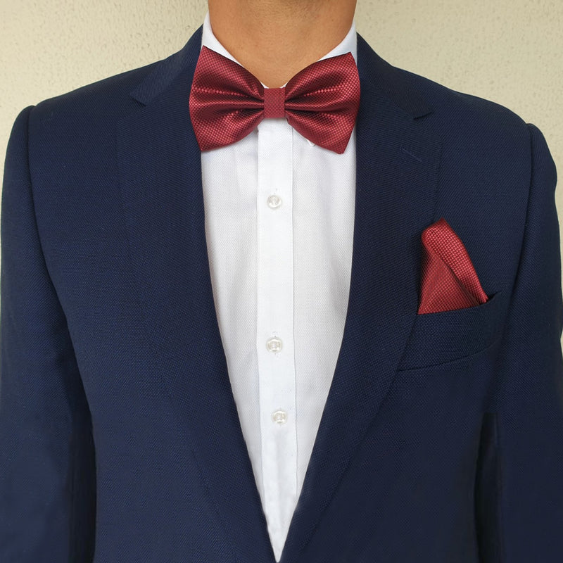 Bowtie and Pocket Square Set - That Box Co
