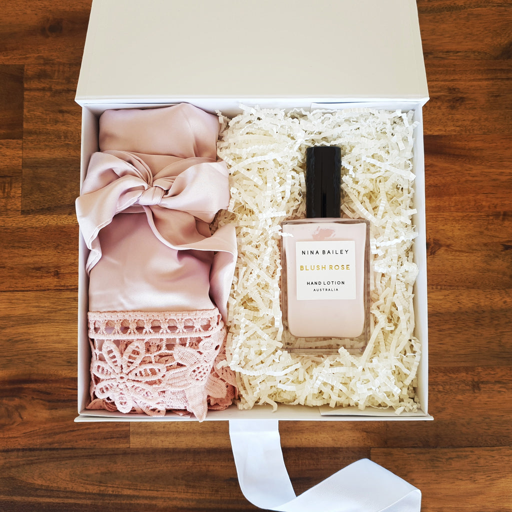 Nude Pink Bridesmaid Gift Box - That Box Co
