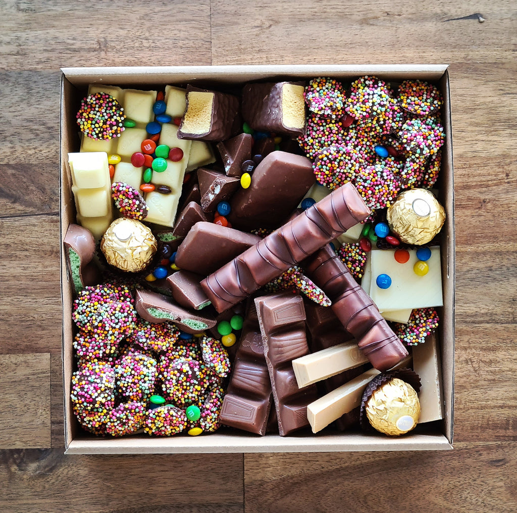 Chocolate Overload Gift Box - That Box Co