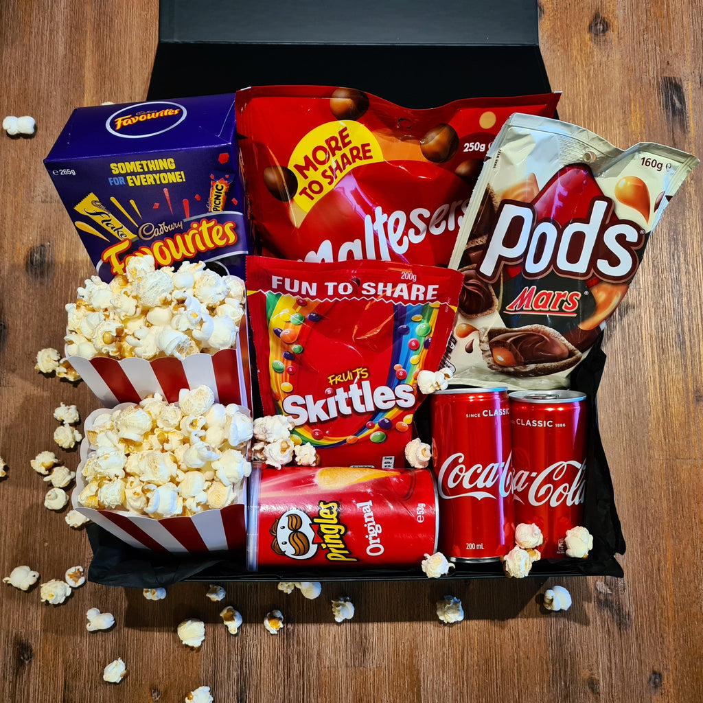 Movie Night Gift Box - That Box Co