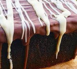 Chocolate Rum Cake (Chocolate Covered)