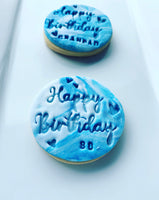 Birthday Biscuits