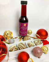 Mulled Rum *Chocolate Rum Truffles*